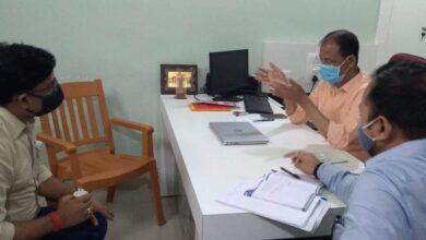 Photo of डॉ0 आलोक कुमार सुमन ने गोपालगंज नगर में किये जा रहे कार्यो की समीक्षा की