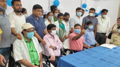 Photo of अनुमंडलीय अस्पताल हथुआ में रक्तदान शिविर का आयोजन, 24 यूनिट रक्त संग्रह किया गया।