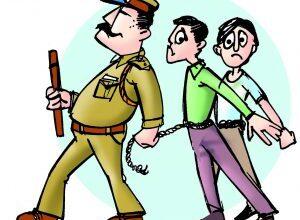Photo of विजयीपुर में चार शराबियों को पुलिस ने गिरफ्तार कर भेजा जेल