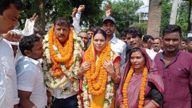 Photo of पंचायत चुनाव : विजयीपुर में दूसरे दिन 126 प्रत्याशियों ने किया अपना नामांकन