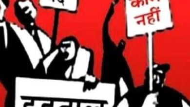 Photo of मीरगंज नगर में सफाई कर्मियों ने नियमितीकरण समेत 11 सूत्री मांगों को लेकर शुरू किया हड़ताल